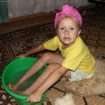 Отвлекающие процедуры при лечении ребенка