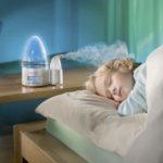 Воздух в детской комнате